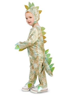 Green T-Rex Infant Dinosaur Costume