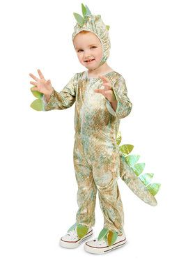 Green T-Rex Toddler Dinosaur Costume