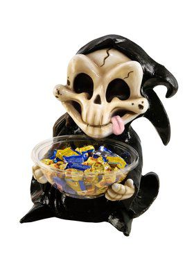 Grim Reaper Candy Holder