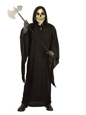 Grim Reaper - Homespun Adult Costume