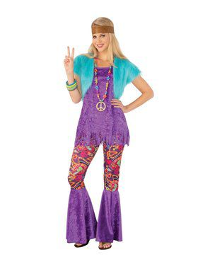 Groovy Girl Adult Costume