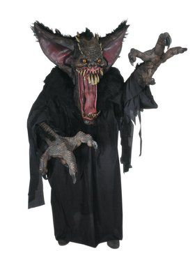 Gruesome Bat Creature Reacher Adult Costume