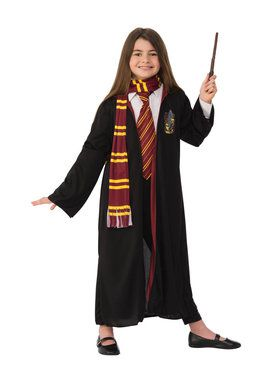 Dress-Up Kit Gryffindor Costume