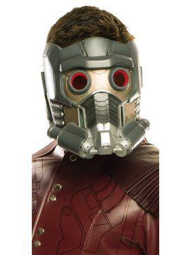 Guardians Of The Galaxy Deluxe Adult Star-Lord Mask