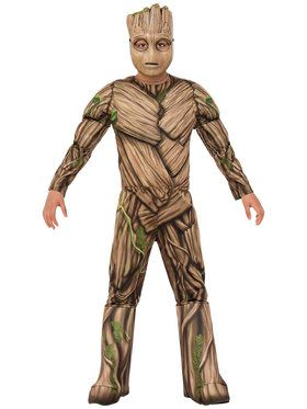 Guardians of the Galaxy Vol. 2 - Groot Deluxe Children's Costume