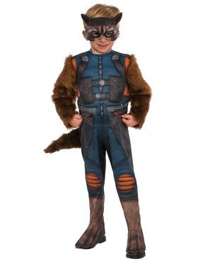 Guardians of the Galaxy Vol. 2 - Rocket Toddler Costume One-Size