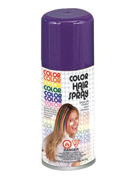 Hairspray - Purple
