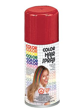 Hairspray - Red