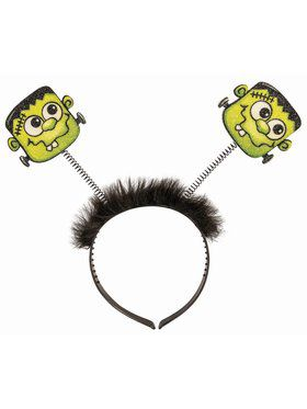 Halloween Headbands - Monster