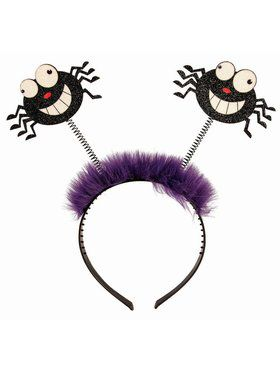 Halloween Headbands - Spider