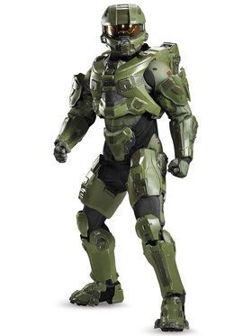 Halo Master Chief Ultra Prestige Adult C