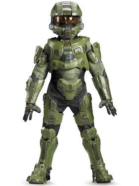 Halo Master Chief Ultra Prestige Kid's Costume