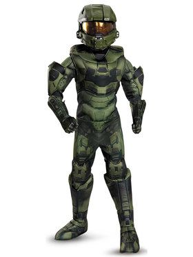 Halo Master Chief Prestige Kid's Costume