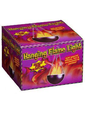 Flame Hanging Lamp
