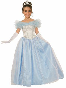 Happily Ever After Princess Medium Child Costume
