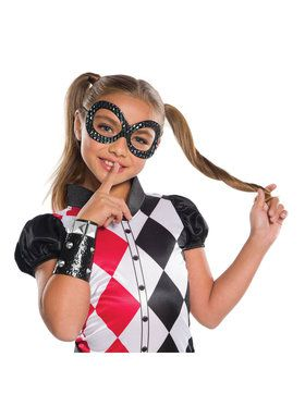 Harley Quinn Accessory Kit for Children