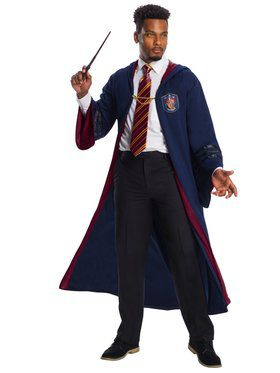 Harry Potter Adult Gryffindor Deluxe Adult Costume