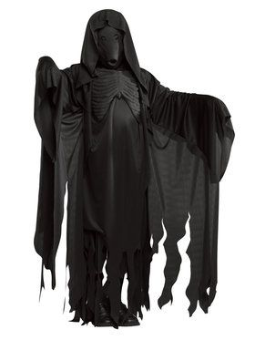 Harry Potter Dementor Men's Costume
