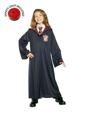 Harry Potter Gryffindor Robe Child Costume  sc 1 st  BuyCostumes.com & Witch and Wizard Costumes - Halloween Costumes | BuyCostumes.com