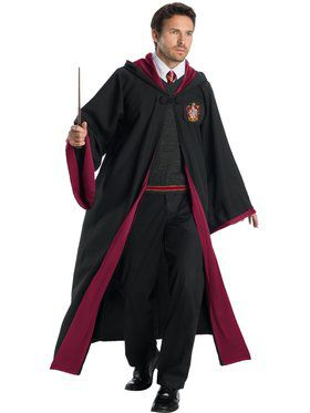 Harry Potter Gryffindor Student Plus Size Adult Costume