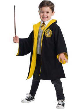 Harry Potter Hufflepuff Student Toddler Child Costume
