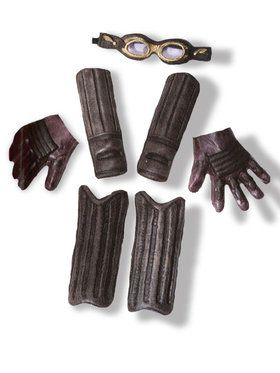 Harry Potter Quidditch Costume Accessory Set