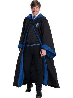 Harry Potter Ravenclaw Student Plus Size Adult Costume
