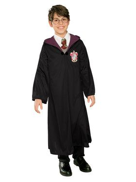 Harry Potter Kids Robe Costume