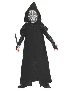 Death Eater Deluxe Child Costume - Harry Potter & The Half-Blood Prince