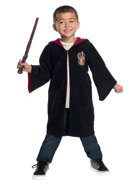 Harry Potter - Gryffindor Robe - Costume for Toddlers