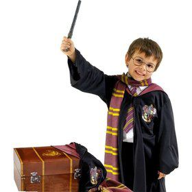 Harry Potter Costume Trunk