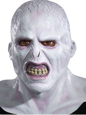 Harry Potter - Deluxe Voldemort 2018 Halloween Masks