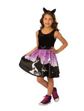 Haunted House Girl's Costume