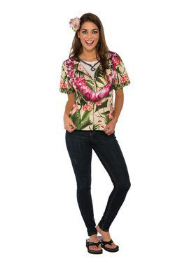 Hawaiian Women's Shirt