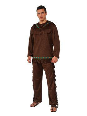 Head Of The Tribe Adult Costume