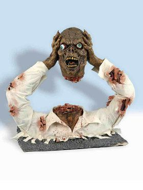 Headless Zombie Prop Accessory