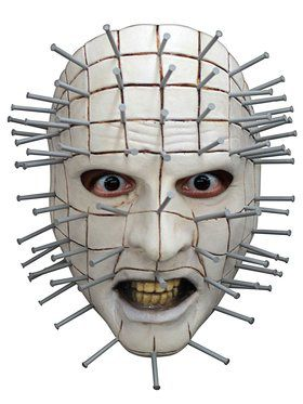 Hellraiser III Pinhead Face Adult Mask