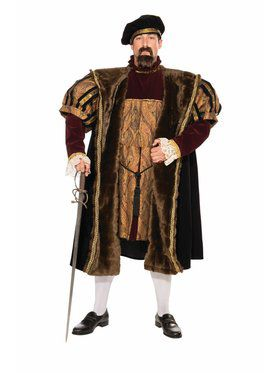 Henry Viii - Large Adult Costume