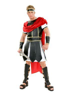 Hercules Adult Costume