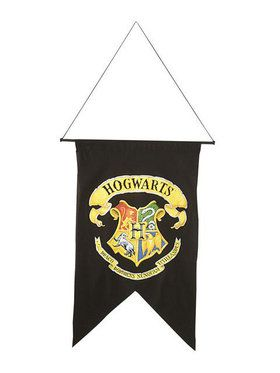 Harry Potter Hogwarts Printed Banner Decoration