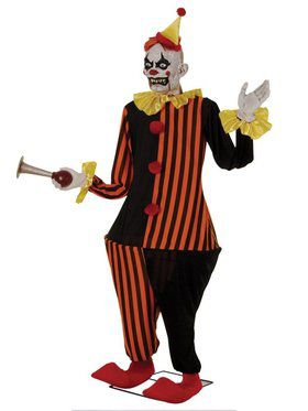 Animated Honky the Clown Prop