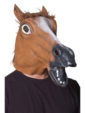 Horse Head 2018 Halloween Masks
