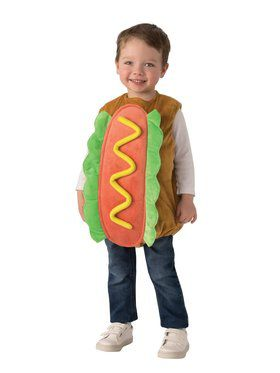 Hot Dog Child Costume