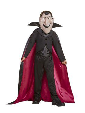 Hotel Transylvania - Count Dracula Child Costume