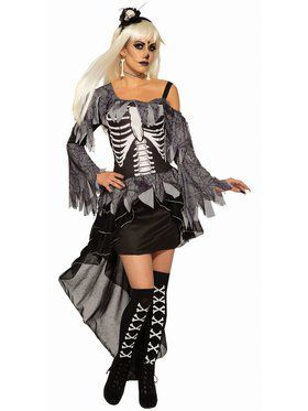 House Of Bones - Bonez Baroness Adult Costume