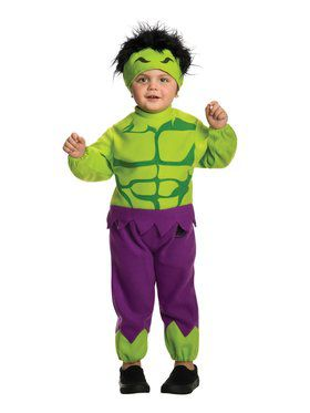 Hulk Child Costume