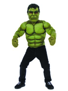 Hulk Dress up Set