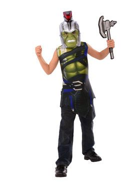 Hulk Gladiator Boys Costume Set