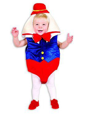 Humpty Dumpty - Toddler Child Costume