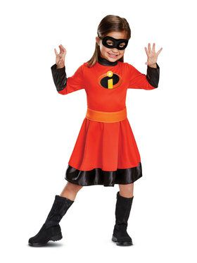 Toddler Classic Violet Incredibles 2 Costume